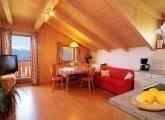 Ferienwohnung1 - Wohnraum